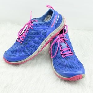 Merrell Dazzling Blue Shoes Womens Size 10.5